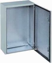 General purpose enclosure / steel / for sheet metal