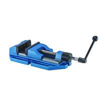 Drill vise / manual / screw / quick clamp
