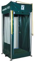 Decontamination shower / portable
