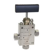 Regulating valve / manual / for liquids