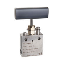 Regulating valve / manual
