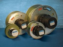 Cable reel / self-retracting / open