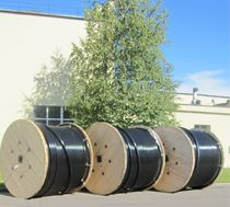 Gas hoses / for water / polyethylene