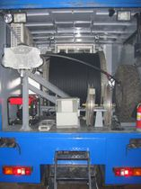 Mechanical winch / electric / gear