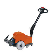 Electric tractor / 2-wheel / stand-on / towing