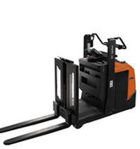 Electric order-picker / low-level / horizontal