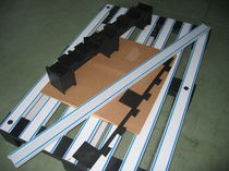 Plastic pallet / disassemblable / extendable