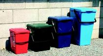 Plastic crate / waste recycling