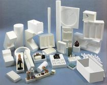 Polystyrene protective packaging