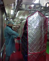 Food packaging / insulating