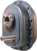 Parallel-shaft gear reducer / shaft-mounted / for conveyor belts / transmission