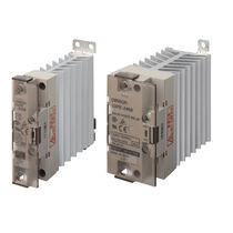 Compact solid state relay / DIN rail / single-phase