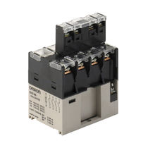 Power contactor / electromechanical / compact