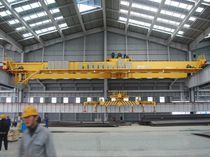 Double-girder bridge crane
