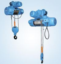 Electric cable hoist