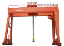 Prefabrication site gantry crane / double-girder