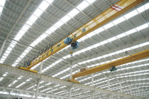 Single-girder overhead crane / with hoist