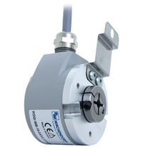 Incremental rotary encoder / optical / blind-shaft / IP65