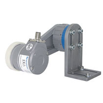 Length measuring system / with 200-mm measuring wheel / with central adjustment / compact