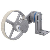 Length measurement system / with 500-mm measuring wheel / with central adjustment / rugged