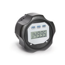 Electronic control knob / mechanical with position indicator