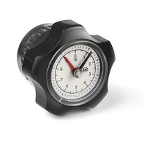 Mechanical with position indicator control knob
