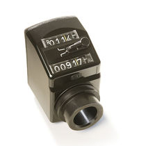 Position indicator / digital / hollow-shaft