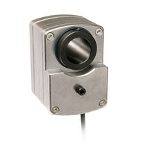Absolute rotary encoder / gear / potentiometer / hollow-shaft