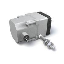 Draw-wire position sensor / mechanical / analog / compact