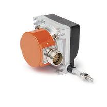 Draw-wire position sensor / mechanical / analog