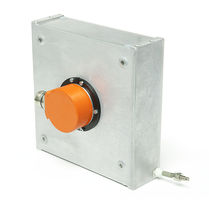 Draw-wire position sensor / mechanical / analog / long-range