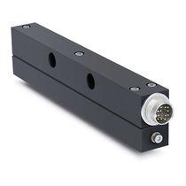 Magnetic proximity sensor / rectangular
