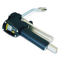 Dispensing gun / grease / automatic / electronic