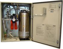 Breathing air humidifier