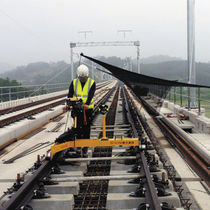 Geometry measuring system / equivalence / for rails / for railway applications