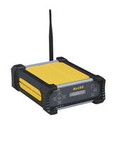 Reference station transceiver / WiFi / Bluetooth / data