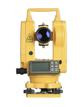 Laser theodolite / industrial / digital