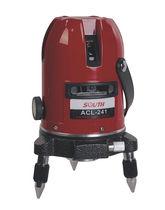 Vertical-line laser level / cross-line laser / horizontal / magnetic