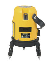 Vertical-line laser level / cross-line laser / adjustable / horizontal