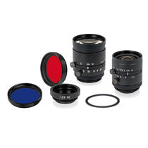 Zoom camera objective / varifocal / rugged / machine vision