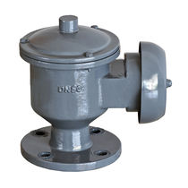 Breather valve / flange / cast iron / stainless steel