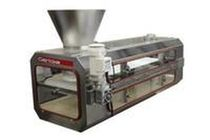 Weighing machine with belt feeder / for the food industry / for bulk materials / automatic
