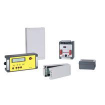 Panel-mount enclosure / for electronics / aluminum