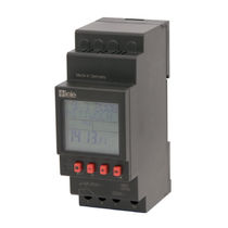 Digital time switch / DIN rail / with built-in astronomical clock