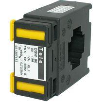 Transformer current transducer / DIN rail / fixed / AC