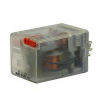 DC electromechanical relay / AC / 2 NO/NC / 3 NO/NC