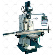 3-axis milling machine / universal / vertical