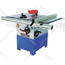 Sliding table spindle molder / single-blade / for wood