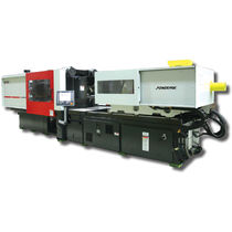 Horizontal injection molding machine / electric / toggle / fast-cycling