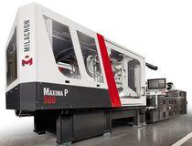 Horizontal injection molding machine / hydraulic / servo-hydraulic / two-platen
